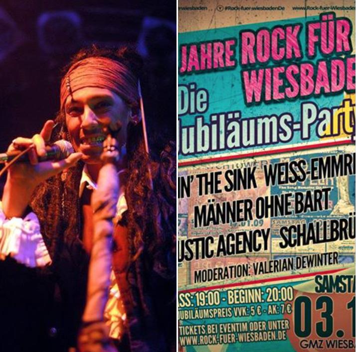 30 Jahre Rock für Wiesbaden
