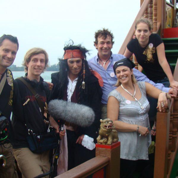 Piraten Tour Singapore