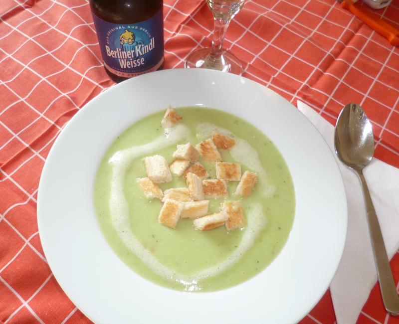 """""""Berliner-3-Minuten-Suppe"""""""