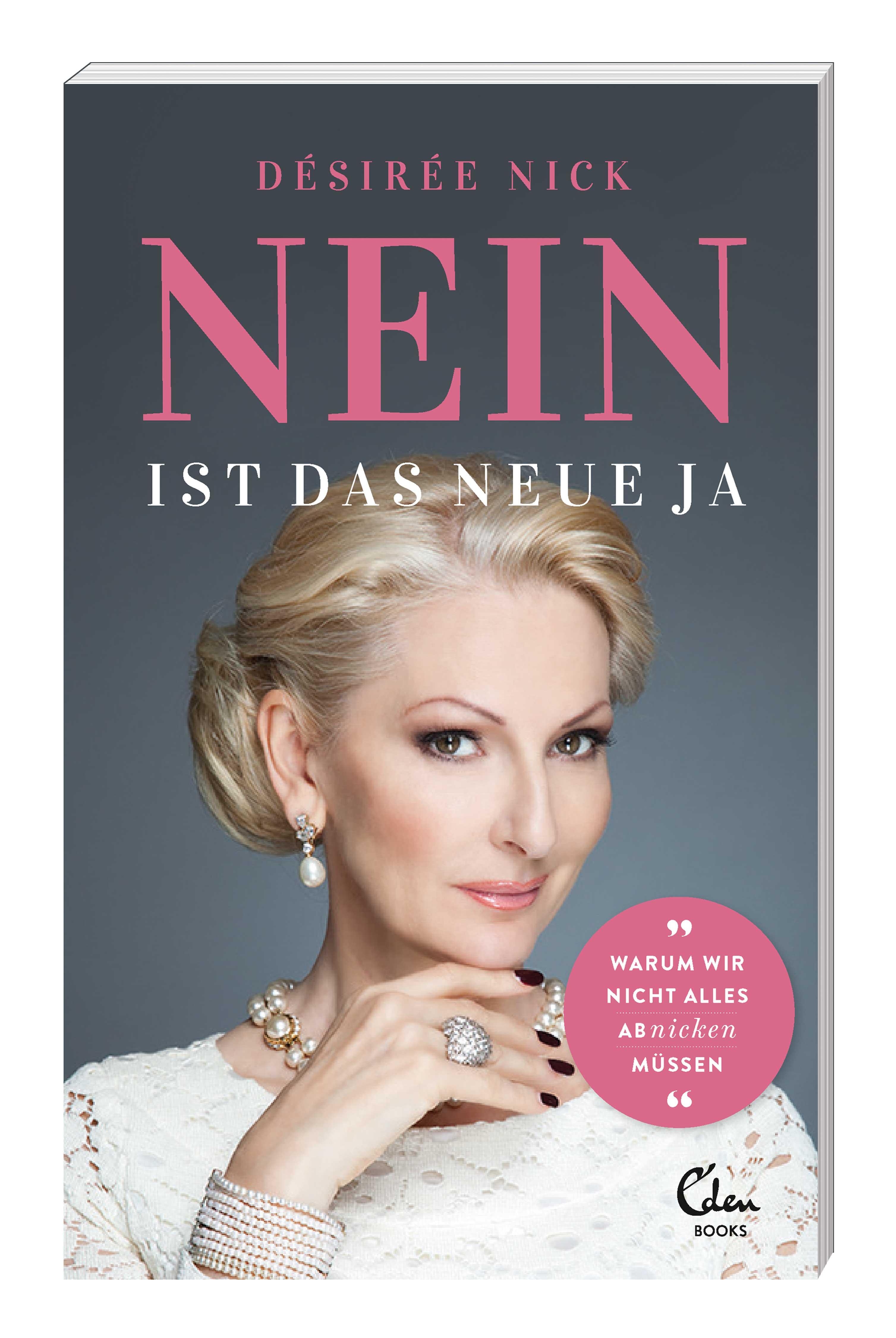 """Sendung 53: """"NEIN ist das neue Ja!"""" mit Desireé Nick vom 29.10.2018"""