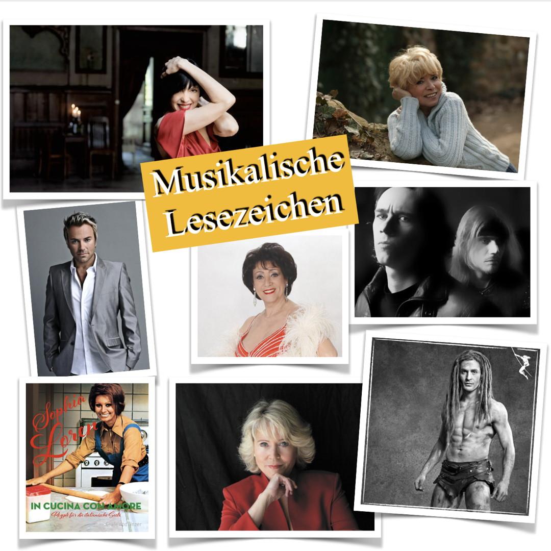 """Sendung 52: """"Musikalische Lesezeichen"""" vom 01.10.2018"""
