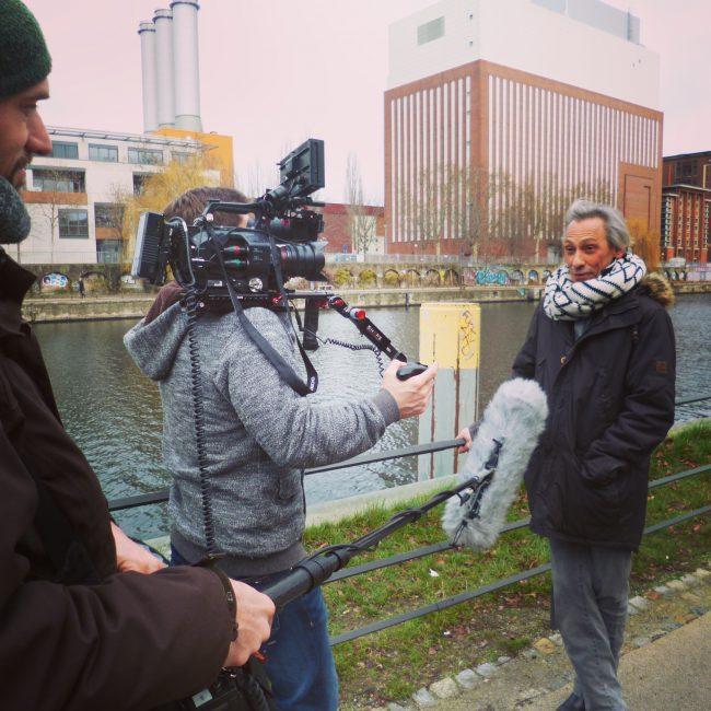 Valerian zum Thema: Stalking im ZDF