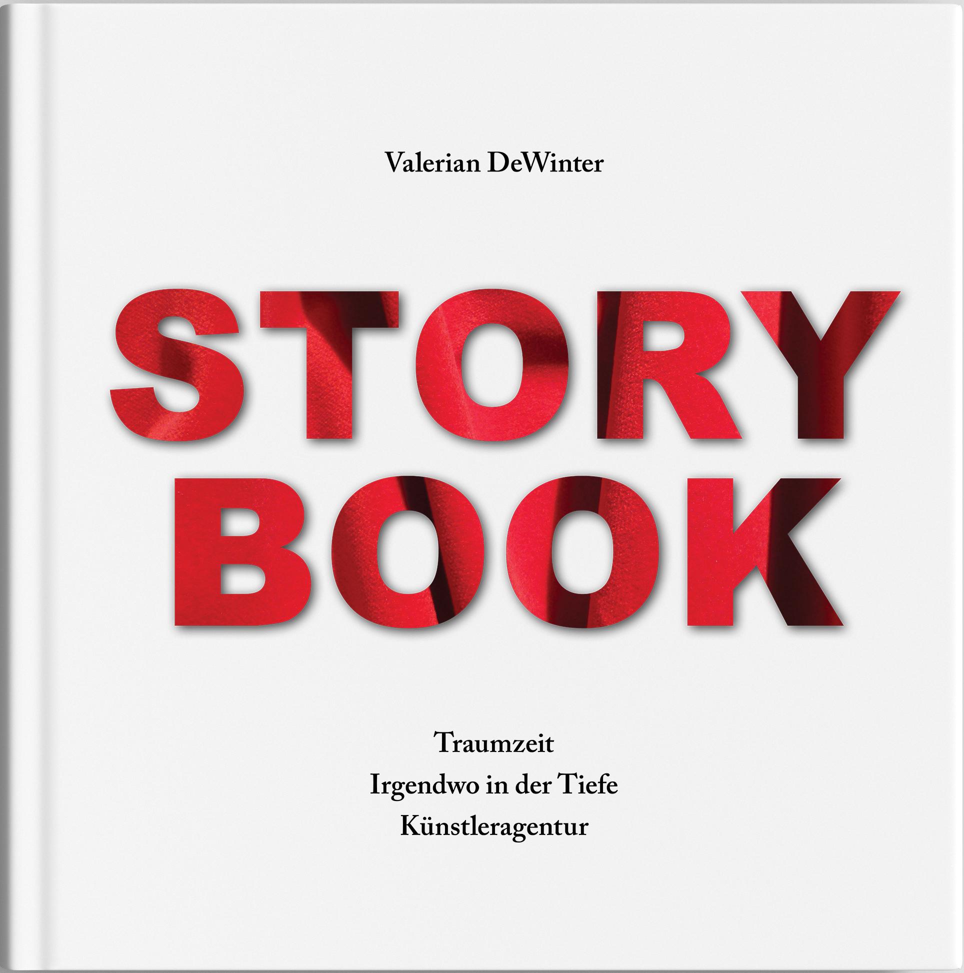"Neues Buch : ""Storybook"""