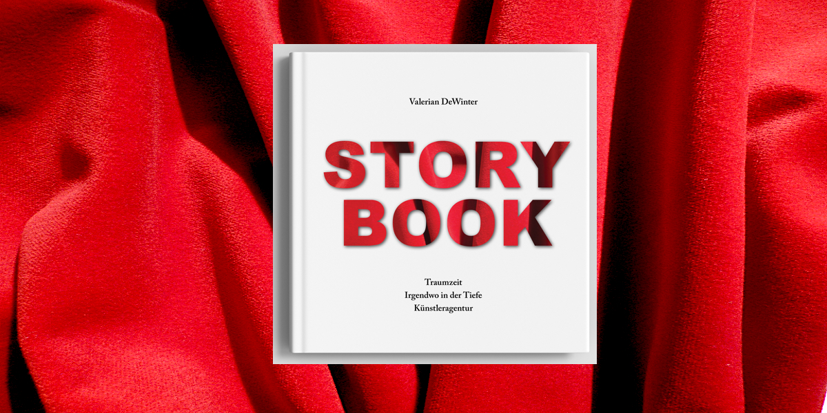 Promo Cover Storybook